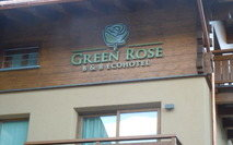 GREEN ROSE B&B ECOHOTEL