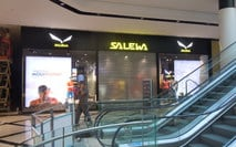 SALEWA in ORIOCENTER